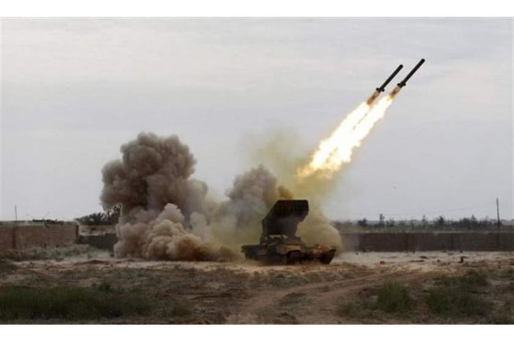 Rocket lands near Baghdad airport, no casualty reported