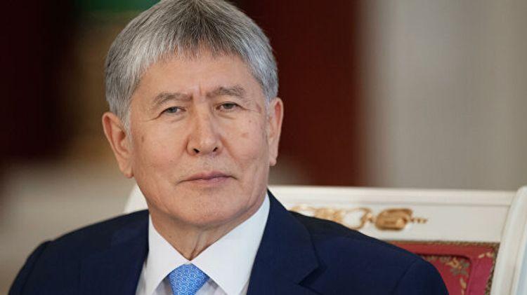Qırğızıstanın sabiq prezidenti 11 il 2 ay müddətinə azadlıqdan məhrum edilib