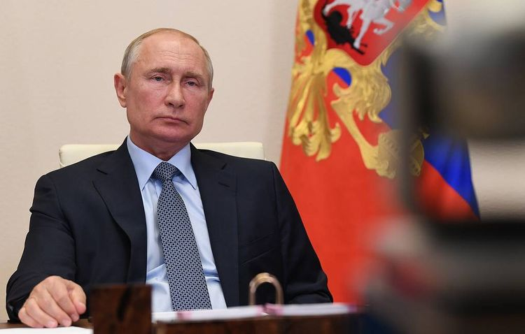 Putin to address nation on June 23, coronavirus and economy on agenda