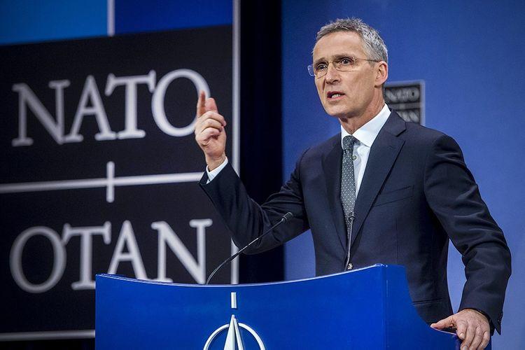 """Baş katib: """"NATO Liviyada Rusiya qüvvələrinin sayının artmasından narahatdır"""""""