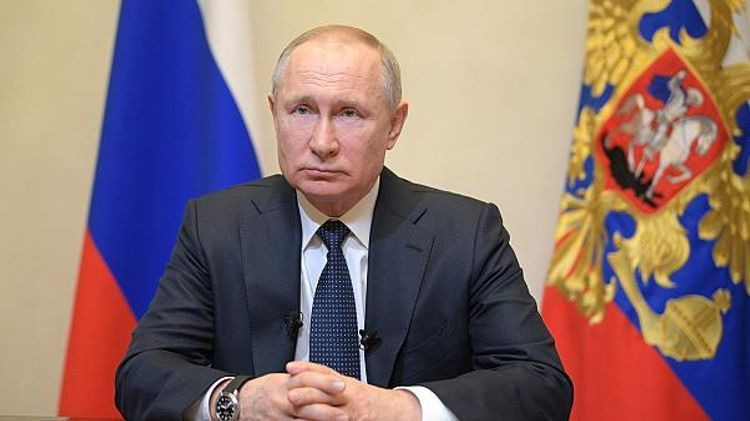 Past three months drastically changed Russians' lifestyle, says Putin