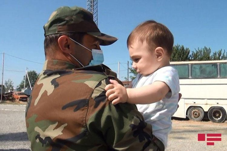 Another 252 Azerbaijani citizens who remained in Dagestan returned to the country - <span class='red_color'>PHOTO</span> - <span class='red_color'>VIDEO</span>