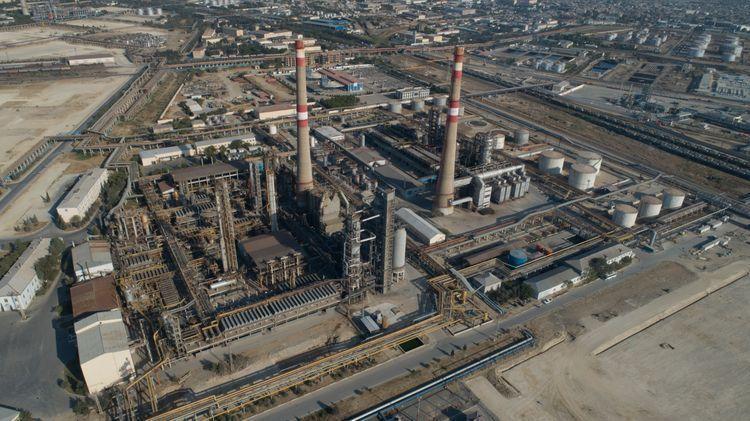 Azərbaycanda bu il 2,5 mln. ton neft emal edilib