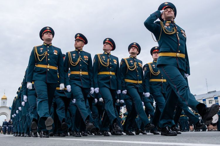 75th anniversary Victory Day Parade held in Moscow - <span class='red_color'>UPDATED-1</span> - <span class='red_color'>PHOTOSESSION</span>