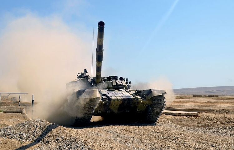 Azerbaijani MoD: Competition for the title of