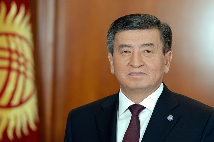 2 members of delegation, led by Kyrgyzstan President, test positive for COVID-19 in Moscow