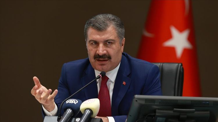Turkey not experiencing 2nd wave of virus: Minister