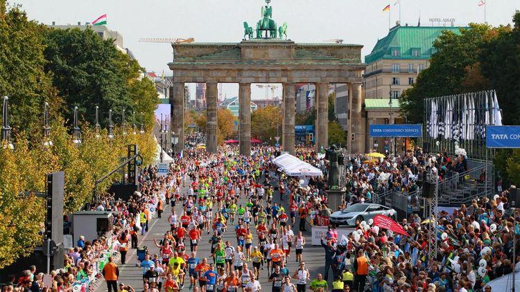 Berlin marafonu tarixində ilk dəfə ləğv olunub