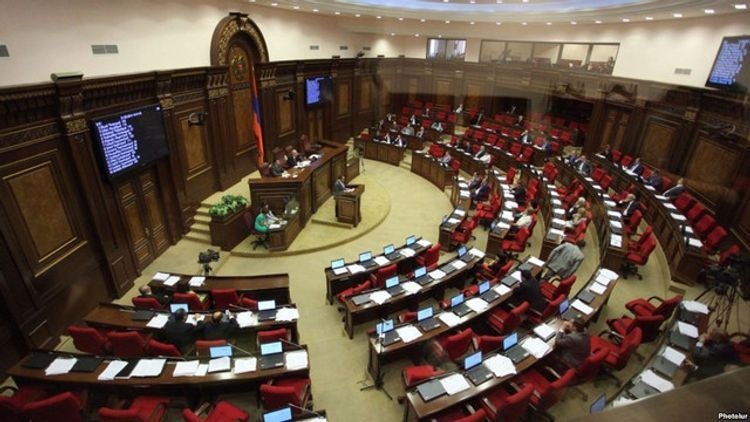 Several more Armenia MPs test positive for COVID-19