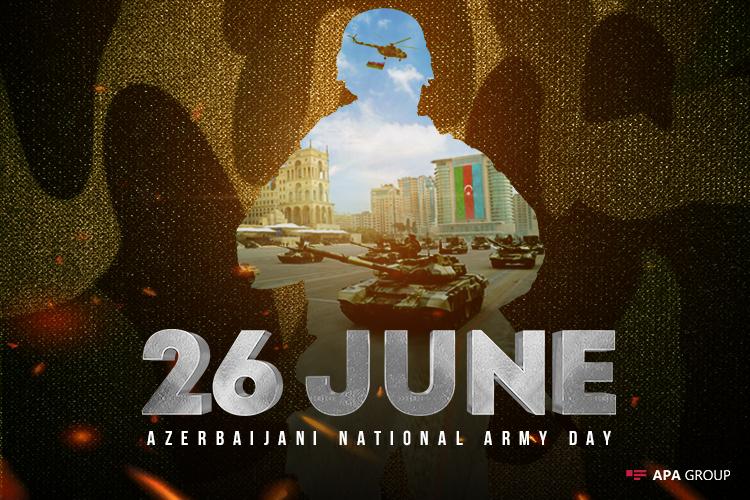 Azerbaijani Army marks 102nd anniversary