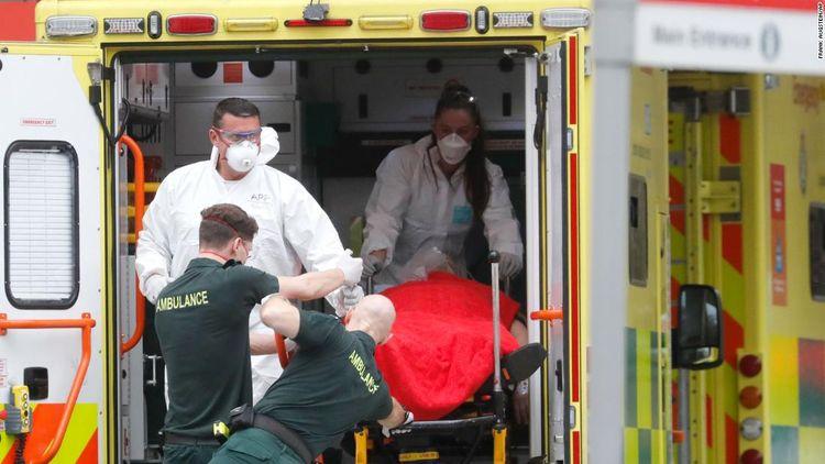 UK coronavirus death toll surpasses 43,200