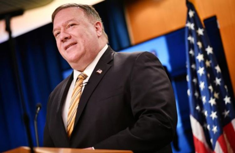 U.S. and EU must face down China together, Pompeo says