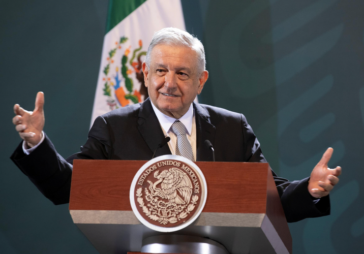 Mexican president