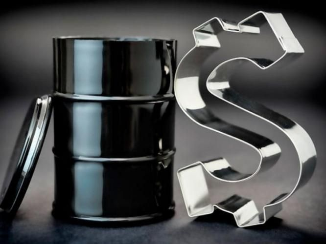 Price of Brent oil increases