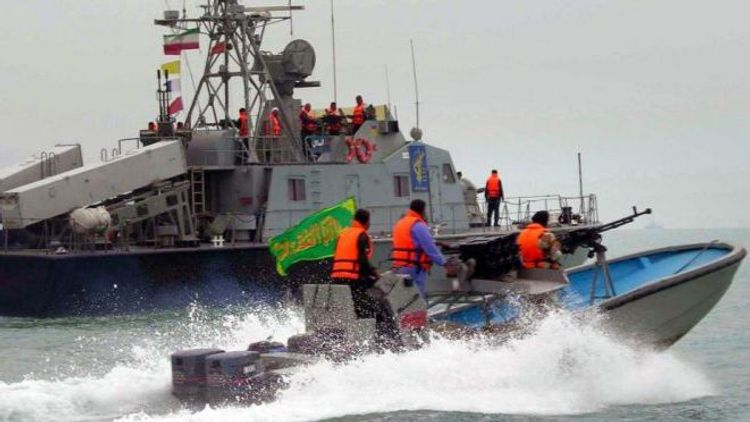 Saudi Arabia says it forces three Iranian boats out of its waters