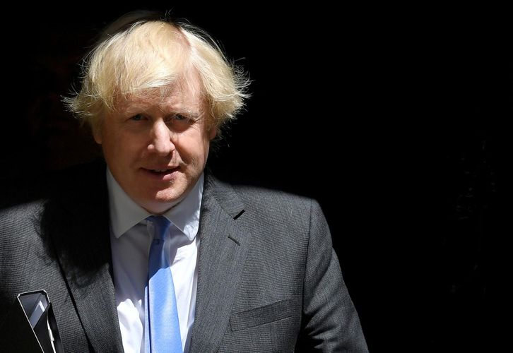"""British PM Johnson: """"We need an interventionist approach to economy"""""""