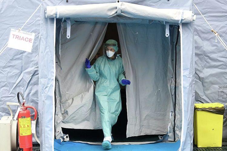 İtaliyada COVID-19-dan sutkalıq ən az ölüm sayı qeydə alınıb