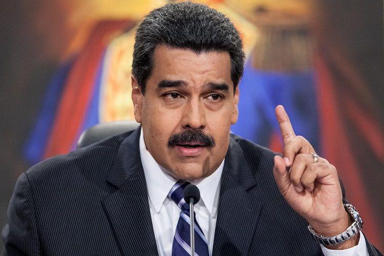 Maduro AB-nin Karakasdakı nümayəndəsinə ölkədən getməsi üçün 72 saat vaxt verib