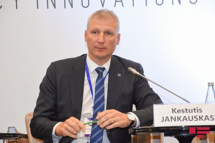 """Kestutis Jankauskas: """"EU is close to concluding with Azerbaijan an agreement valued at $ 27 mln."""""""