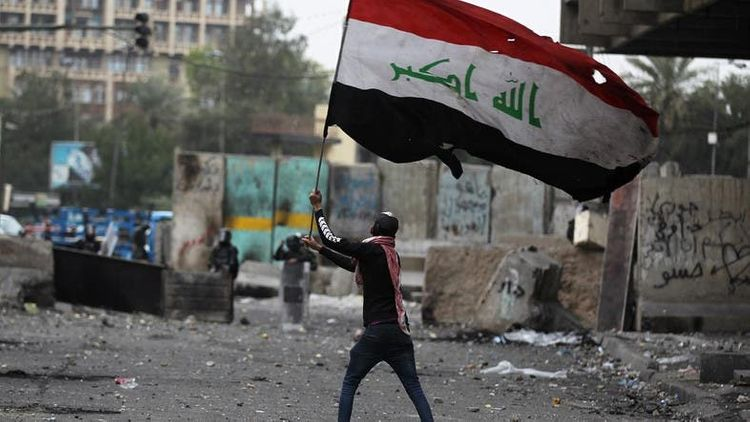 Security forces kill one, wound 24 at Baghdad protest