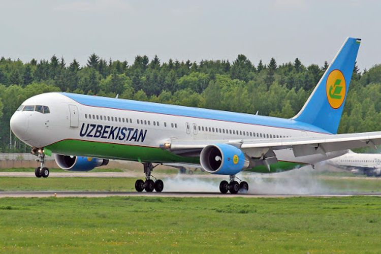 Uzbekistan suspends air links with Afghanistan, Iran, Italy