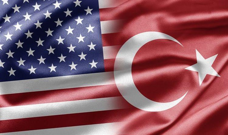 U.S. Permanent Representative to the UN and James Jeffrey arrive in Turkey - <span class=