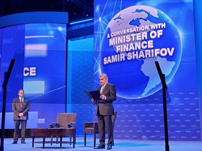 Azerbaijan takes part in annual conference of USA's authoritative Jewish organization