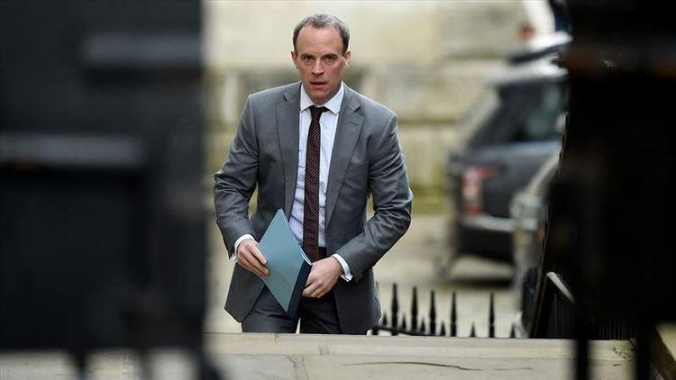UK Foreign Secretary Raab to visit Turkey on Tuesday
