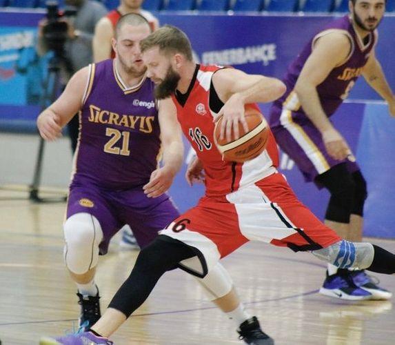 Basketbol üzrə Azərbaycan çempionatının oyunları koronavirus səbəbindən təxirə salınıb