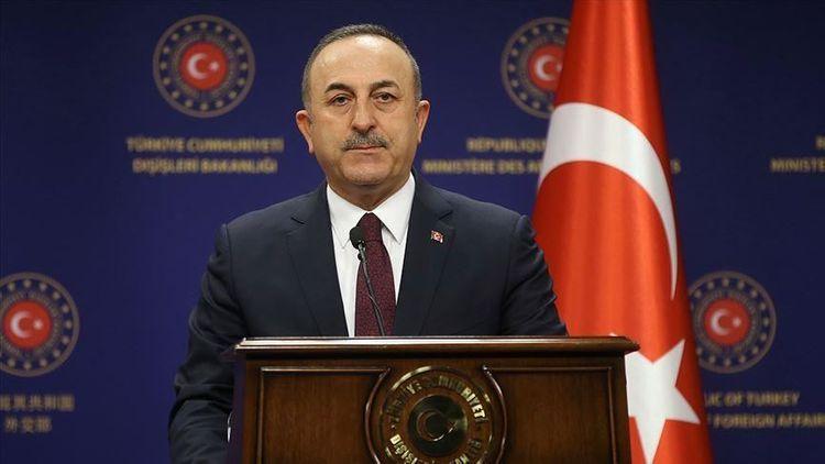 "Turkish FM: ""Europe should respect international law"""