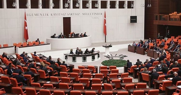 Turkish Parliament being convened in closed session with Idlib on agenda