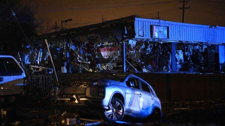 At least 9 dead after tornadoes hit Nashville