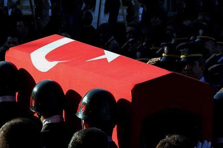 Türkiyə ordusu Suriyada daha bir şəhid verib, 9 əsgər də yaralanıb