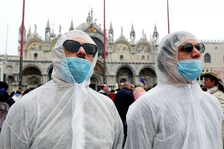 İtaliyada koronavirusa yoluxanların sayı 2263 nəfərə çatıb