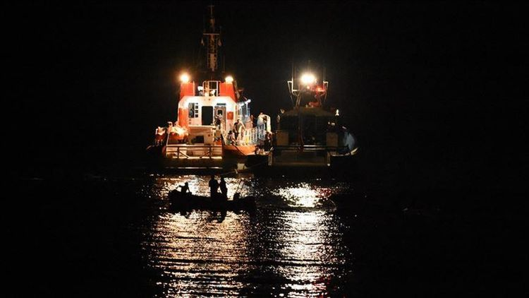 Turkey rescues 78 migrants from boats off Aegean coast