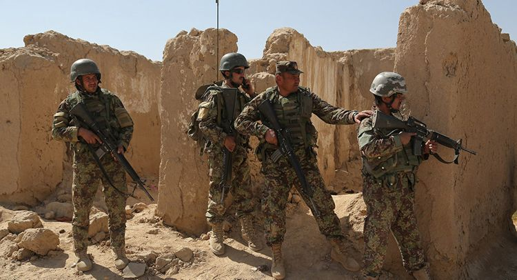 6 police, 8 militants killed in clashes in S. Afghan province