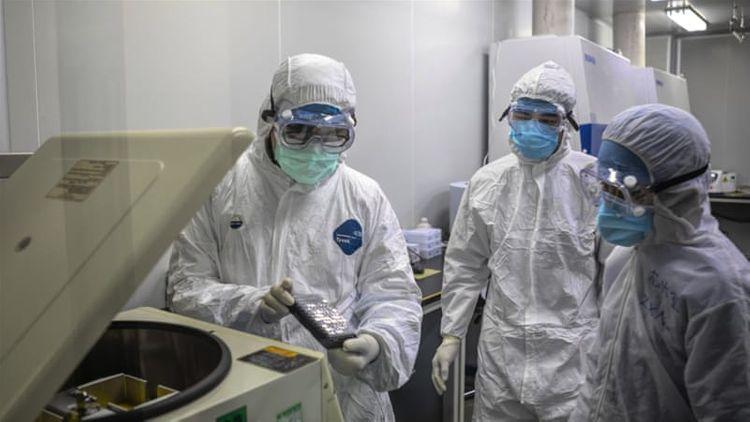 Iran testing two medicines for coronavirus