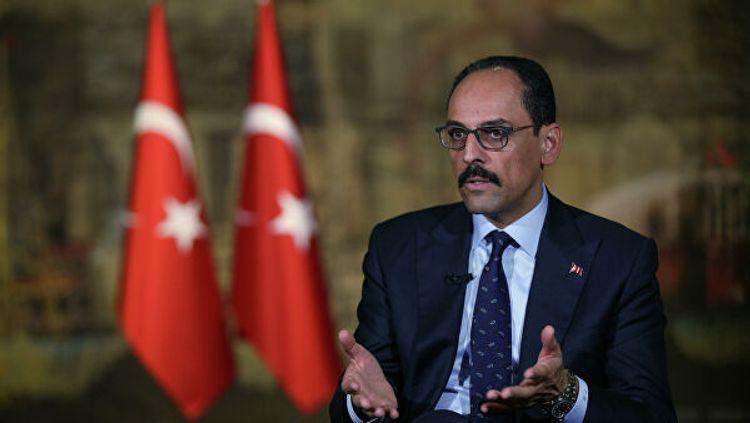 Турция отказалась признавать парламентские выборы в Сирии