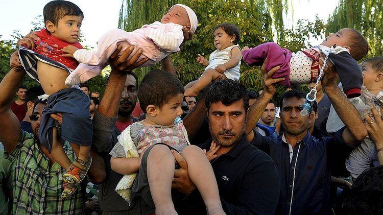 Евросоюз готов ускорить поддержку сирийским беженцам в Турции