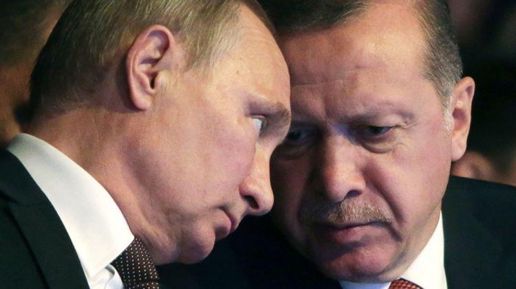 В Турции рассказали об ожиданиях от встречи Путина и Эрдогана