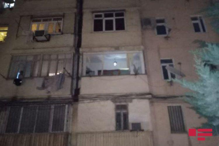 В Сумгайыте в квартире произошел взрыв, пострадали 2 человека - <span class=
