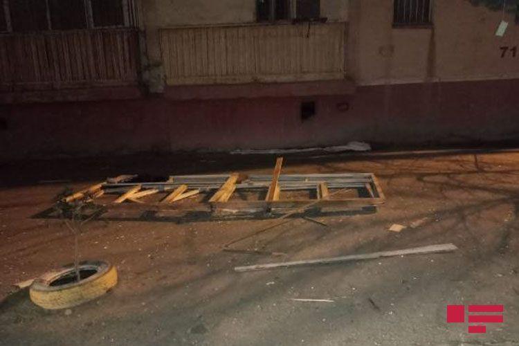 В Сумгайыте в квартире произошел взрыв, пострадали 2 человека - <span class='red_color'>ФОТО</span>