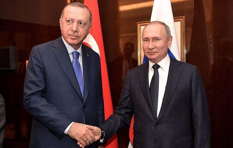 Putin, Erdogan meet in Moscow on Thursday to discuss Idlib crisis