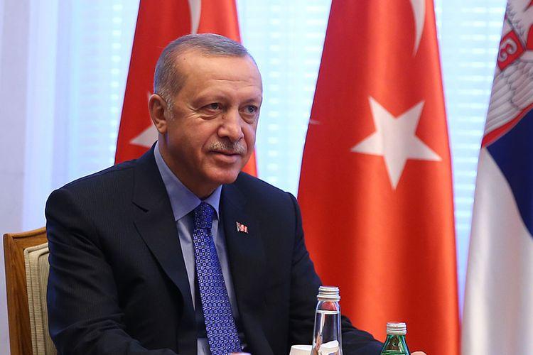 Türkiyə və Fransa Pezidentlərinin telefon danışığı olub