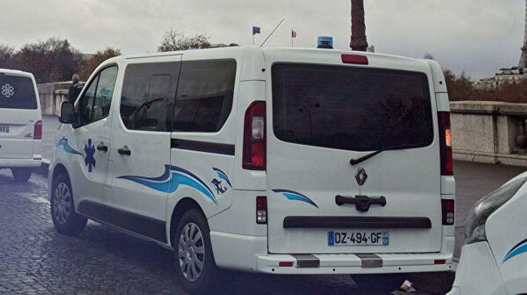 Fransada sərnişin qatarı relsdən çıxıb, 21 nəfər yaralanıb