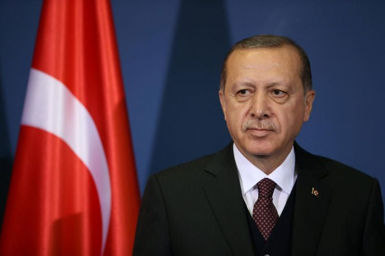 Turkish President visits Russia