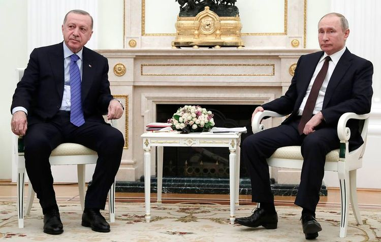 Эрдоган: Встреча с Путиным по Идлибу имеет большое значение для региона