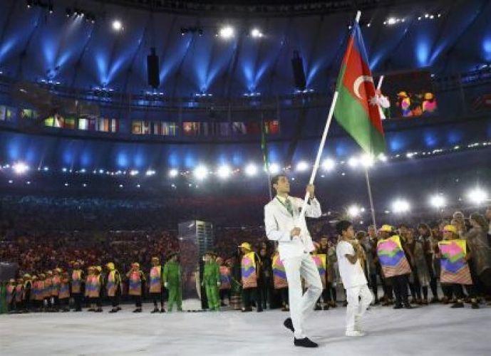 Milli komandalara Olimpiya Oyunlarında iki bayraqdarla iştirak hüququ verilib