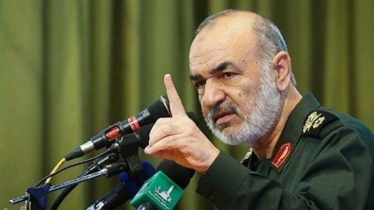 IRGC Chief: Coronavirus may be US biological attack