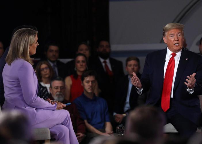 Trump says U.S. economy could take hit from coronavirus